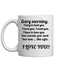 Ohh coffee