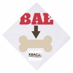 Dog BAE Bandana