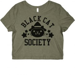 Magical Black Cat Soceity
