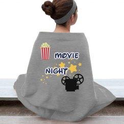 movie night blanket