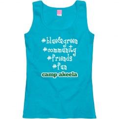 Camp Akeela Hashtag