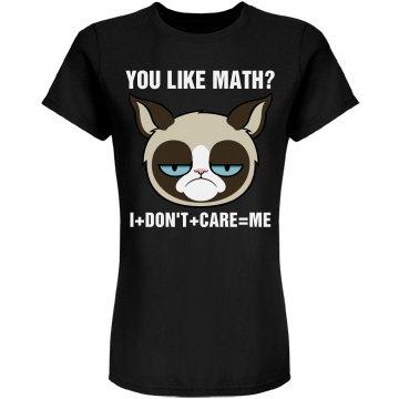 A Grumpy Cat Equation