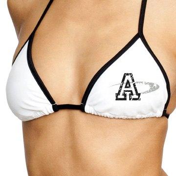 A Initial Bikini Top