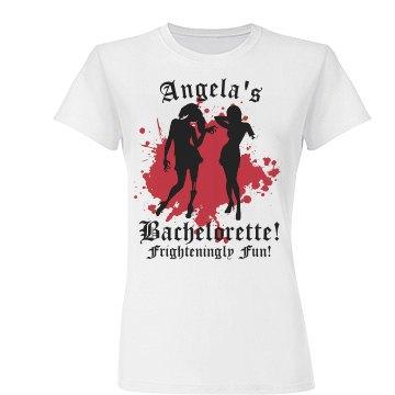 A Zombie Bachelorette