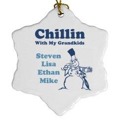 Chillin With My Grandkids
