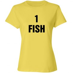 Group Rhyme Costume One Fish