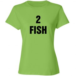 Group Rhyme Costume Two Fish