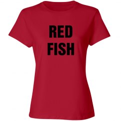 Group Rhyme Costume Red Fish