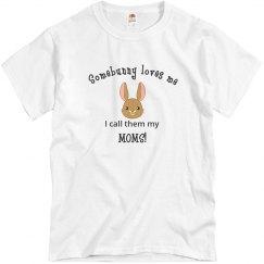 Somebunny - MOMS white