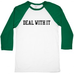 Deal With It Crop Top