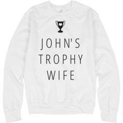 Proud Trophy Wife