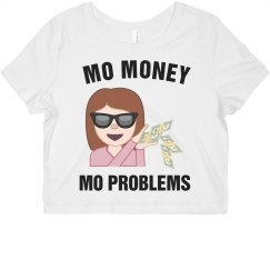 Mo Money Emoji Tee