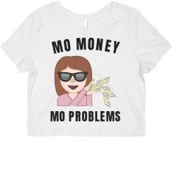 Mo Money Emoji Tee