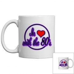 I Love The 80s - Purple
