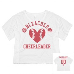 Bleacher Cheer Girlfriend