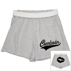 Cheer kiss shorts