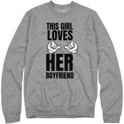 Loves Her Boyfriend Duo