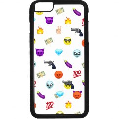Iphone 6+ Case (Emojis)
