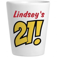 Lindsey's 21st Birthday