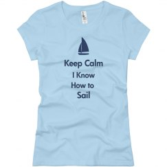 Keep Calm & Sail, v2