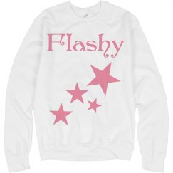 Flashy as the stars