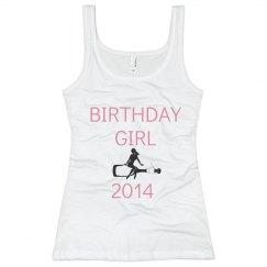 Birthday Girl 2014