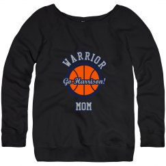 Warrior Basketball Mom