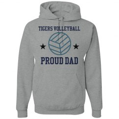 Proud Volleyball Dad