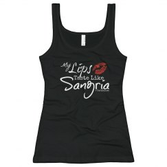 Black Tank Sangria