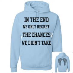 In the end hoodie