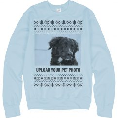 Custom Pet Ugly Sweater