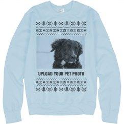 Custom Pet Ugly Sweater