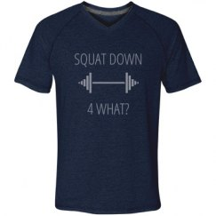 SQUAT DOWN 4 WHAT?