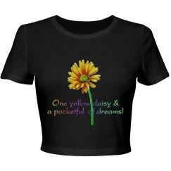 One Yellow Daisy
