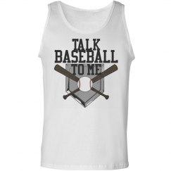Talk baseball to me