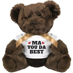 Ma You Da Best Mothers Day Gift