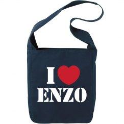 I love Enzo