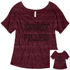 Spirit Filled Tee