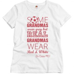 Grandma's The Biggest Fan