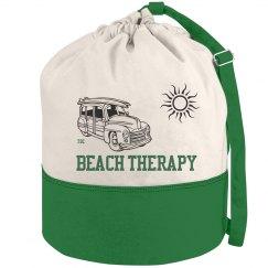 Beach Therapy Beach Bag 7dc