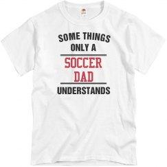 Soccer dad understands