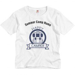 Custom Summer Camp T-Shirts
