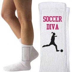 Soccer diva
