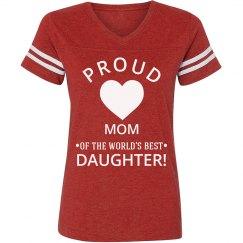 Proud Mom