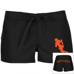 Let's Roll Derby Shorts
