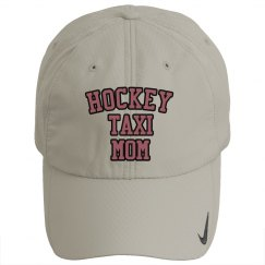 Hockey taxi mom