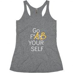 Go FAB Yourself Tank
