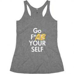 Go FAB Yourself Tank