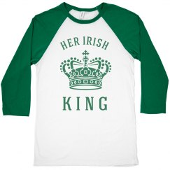 Her Irish King Matching Couple
