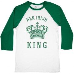 Her Irish King Matching Couple